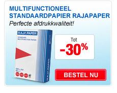 Multifunctioneel standaardpapier