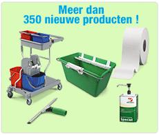 Meer dan 350 nieuwe producten!