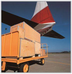 Kist voor exportverzending - Rajapack