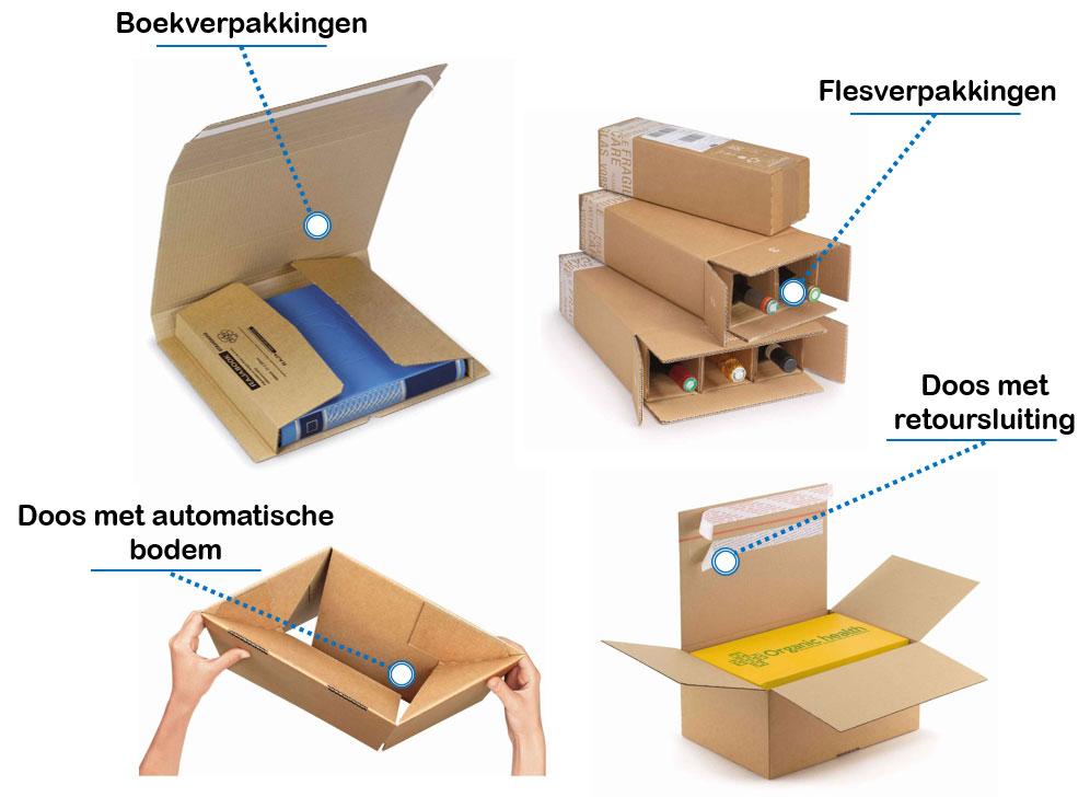 Bestel je e-commerce verpakkingen bij Rajapack
