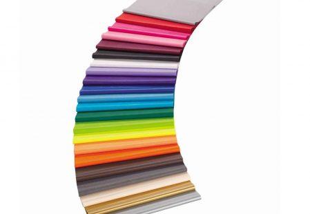 Gekleurd zijdepapier