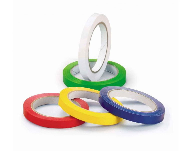 Gekleurde PVC-tape