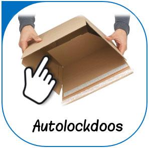 Autolockdoos voor e-commerce