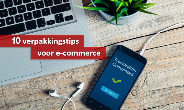 10 verpakkingstips voor e-commerce