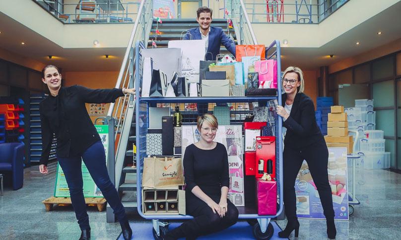 Rajapack blijft ook in 2018 de Europese verpakkingsspecialist waar je terecht kunt voor alle oplossingen in de verpakkingswereld