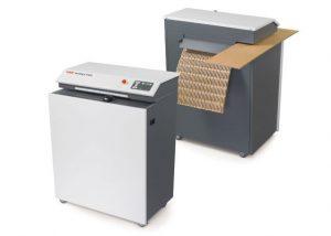 Kartonperforator - model met wieltjes