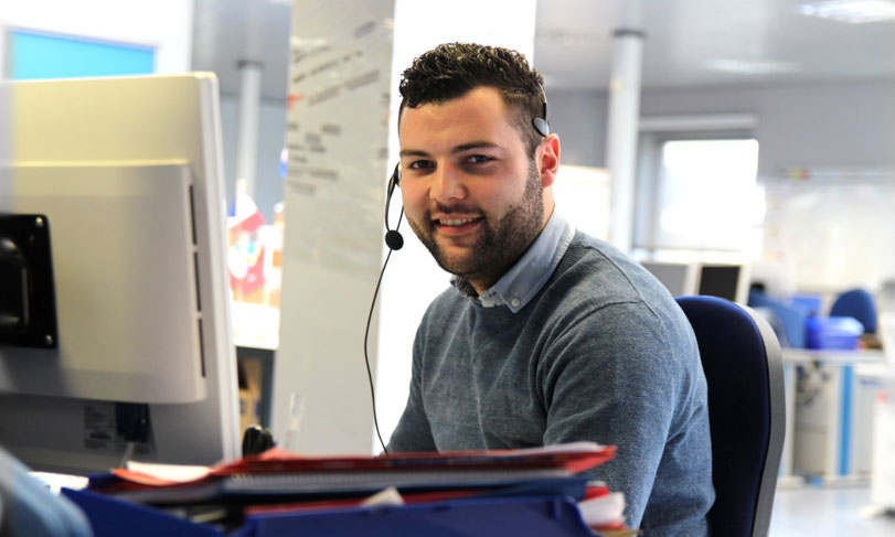 Lees hier het verhaal van onze sales assistant Tom