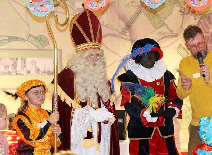 Sinterklaasfeestje ten voordele van het Huis van het Kind