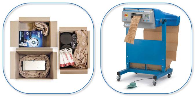 Papierkussenbescherming