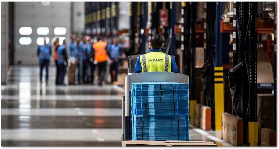 Hanteer een efficiënte magazijnindeling en win tijd tijdens de order picking.