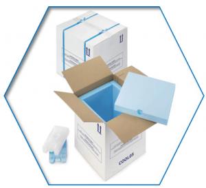 Bescherm je producten eerst met een isothermische doos Cool.
