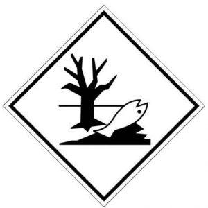 Gevaarlijke stoffen voor het milieu.