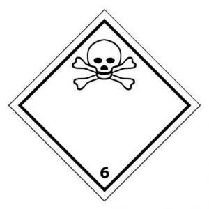 Giftige stoffen.