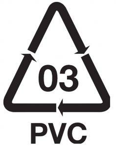 PVC polyvinylchloride