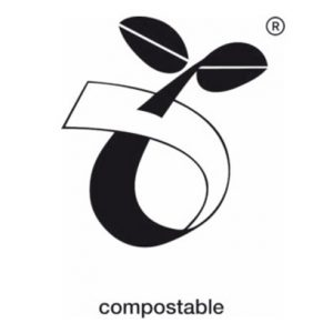 Seedling compostable