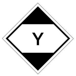 Gevaarlijke stoffen in beperkte hoeveelheid (luchttransport).