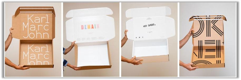 Personaliseer je verpakkingen - Rajapack