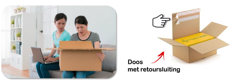 Verbeter de klantervaring via je verpakkingen