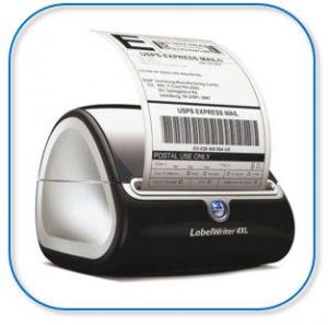 Thermische printer van Rajapack