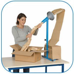 Manueel papierkussensysteem Fillpak M voor opvulpapier