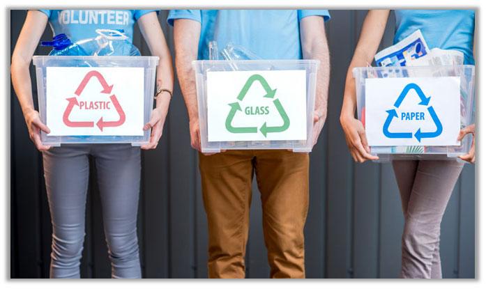 Plastic strategie: tegen 2030 moeten alle plastic verpakkingen herbruikbaar zijn.