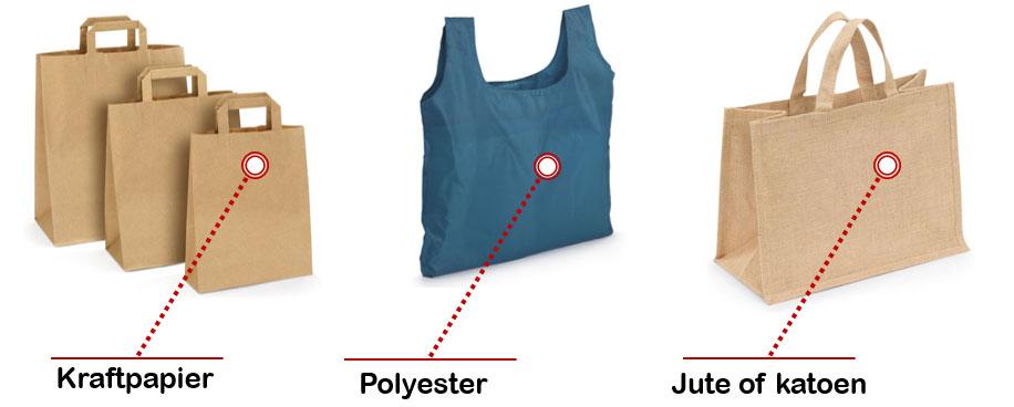 Vervang wegwerpplastic door duurzame alternatieven