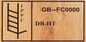 ISPM15 norm voor pallets