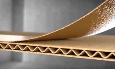 Gegomde kleefband: de milieuvriendelijkste dozensluiter