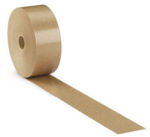 Standaard gegomde kleefband