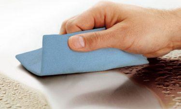 Keuzegids voor poetspapier en meer