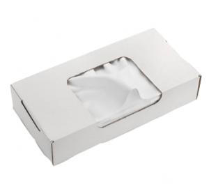poetsdoeken van wit katoen