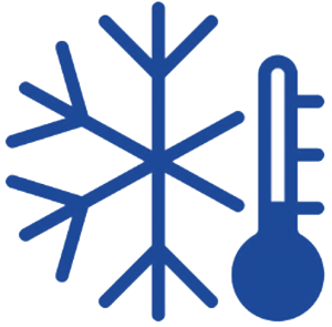 Werken bij lage temperaturen