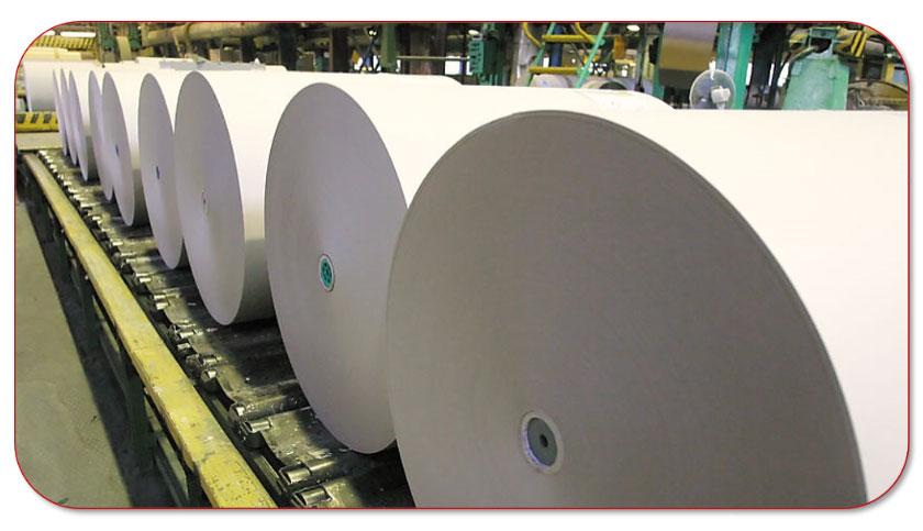 Papier en karton krijgen een nieuw leven in de papierfabriek