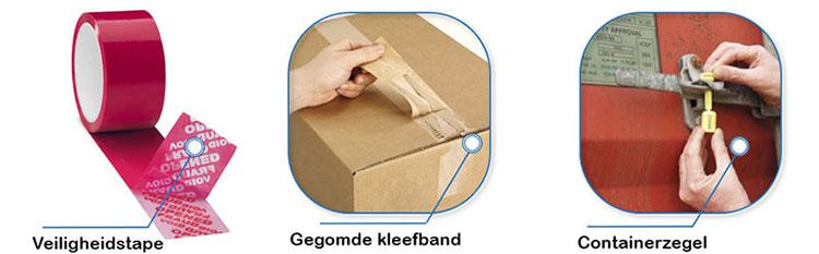 Bescherm je e-commerce producten tegen diefstal met de juiste tape
