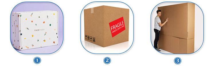 Drie verpakkingen die gevoeliger zijn aan diefstal