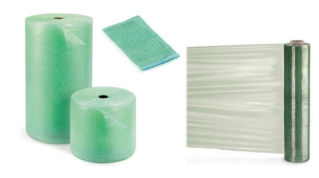 Duurzaam verzenden: gebruik vaker gerecycleerd plastic