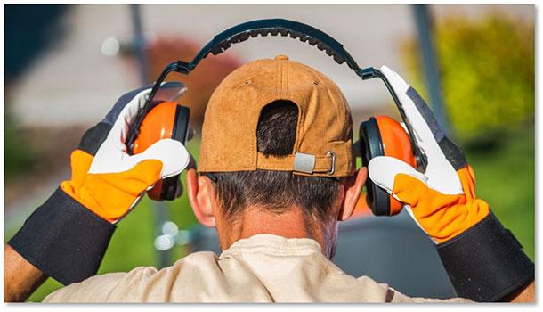 Wetgeving met betrekking tot geluidsoverlast en gehoorbescherming