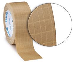 Versterkte papieren plakband
