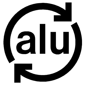 Ecologisch label voor aluminium verpakkingen