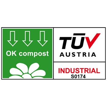 Ecologisch label voor industrieel composteren